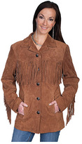 Scully Suede Fringe Jacket L74