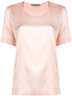 D-Exterior D.Exterior loose fit blouse