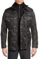Burberry 'Garrington' Quilted Field Jacket
