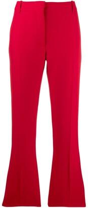 Valentino kickflare tailored trousers