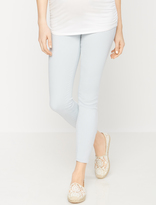 A Pea in the Pod Ag Jeans Secret Fit Belly The Legging Ankle Signature Pocket Maternity Jeans