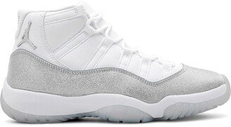 Jordan Air 11 Retro metallic silver