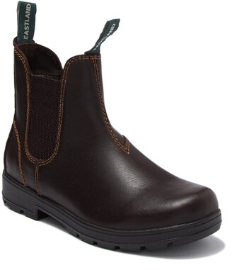 Eastland Justin Leather Chelsea Boot
