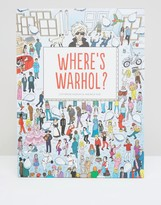 Books Where's Warhol Book