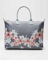 Ted Baker Oriental Blossom large tote