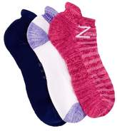 Zella Z By Back Tab Sport Socks - Pack of 3
