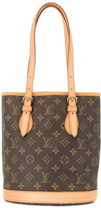 Louis Vuitton 2006 Pre-Owned Bucket Tote