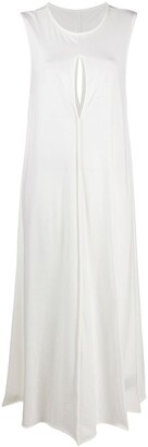 Isaac Sellam Experience Draped Keyhole Dress