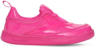 Reebok Classics Patent Club C Slip-On Sneakers
