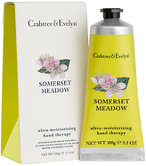 Crabtree & Evelyn Somerset Meadow Hand Therapy Cream, 100g