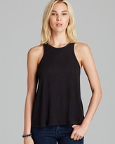 Free People Tank - Rayon Slub Long Beach