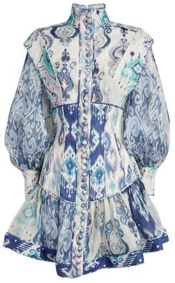 Zimmermann Glassy Mini Dress