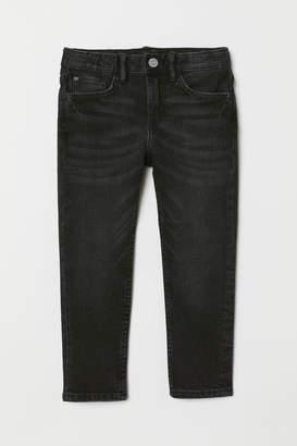 H&M Slim Fit Jeans - Black