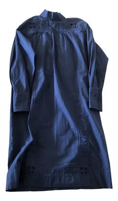 Isabel Marant Blue Lace Dresses