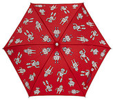 Holly & Beau Holly and Beau Robot Color-Changing Kids Umbrella