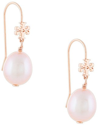 Tory Burch Pearl Drop Earrings