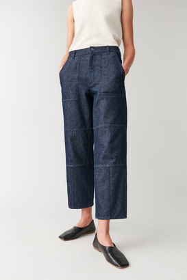 Cos Seam-Detailed Jeans