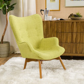 Langley Street Canyon Vista Mid-Century Accent Chair
