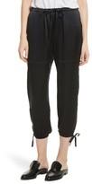 Joie Women's Dyre D Silk Jogger Pants