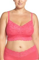 Cosabella Plus Size Women's 'Never Say Never Sweetie' Bralette