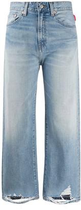 Denimist Jinx cropped jeans