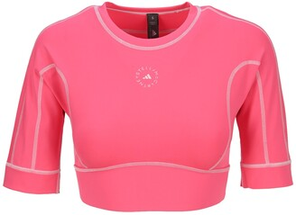 adidas by Stella McCartney TrueStrength Yoga Crop Top