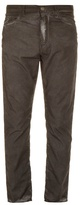 Bottega Veneta Straight-leg Cotton Trousers