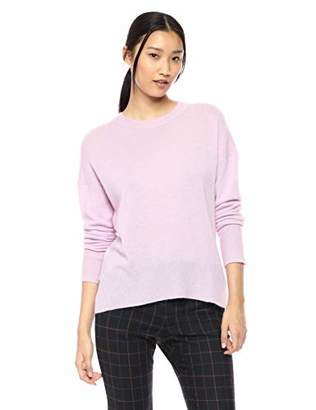Theory Women's Long Sleeve Karenia Crewneck Sweater