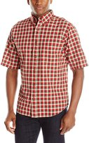 Woolrich Men's Weyland Short Sleeve Shirt