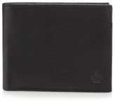 Jeff Banks Black Leather Billfold Wallet In A Gift Box
