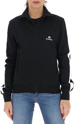 Balenciaga Zip Up Track Jacket