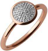 Links of London Rose Gold Vermeil & Diamond Pave Ring 5045.550