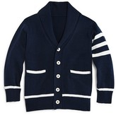 Andy & Evan Boys' Varsity Cardigan - Sizes 2-7