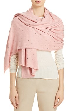 Fraas Solid Sparkle Scarf