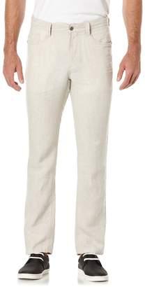 Cubavera 100% Linen 5 Pocket Pant