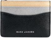 Marc Jacobs Tricolor card case