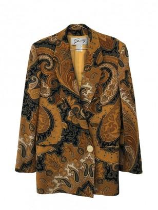 Genny Multicolour Wool Jacket for Women