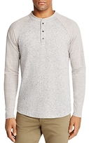 Sovereign Code Fade Long Sleeve Henley
