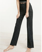 Express one eleven brushed wide leg pant