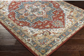 Artistic Weavers Nicea Rufus Red/Teal Area Rug Rug