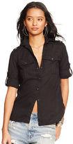 Denim & Supply Ralph Lauren Cotton Twill Shirt