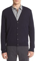 Armani Collezioni Men's Armani Collection Wool Cardigan