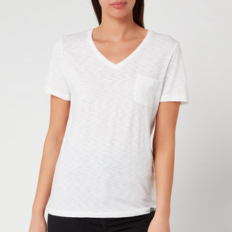 Superdry Women's Ol Essential V-Neck T-Shirt