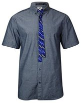 Ecko Unlimited Men's Darker Tie Shirt
