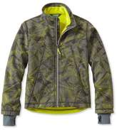 L.L. Bean Boys' Wonderfleece Soft-Shell Jacket, Print