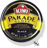 Kiwi Parade Gloss Wax 2 1/2 Oz (Black)