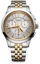 Victorinox Two-Tone Stainless Steel Bracelet Watch