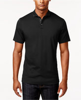 INC International Concepts Men's Foreman Contrast-Placket Polo, Only at Macy's