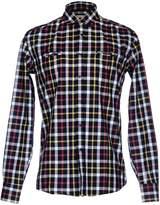 Grey Daniele Alessandrini Shirts - Item 38654394