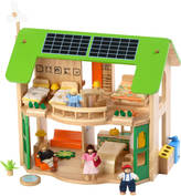 Freya Me and Large Wooden Eco Doll's House
